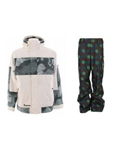 Burton Cosmic Delight Jacket w/ Burton Poacher Pants
