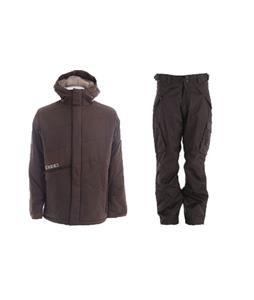 Burton Defender Jacket w/ Boulder Gear Deluxe Cargo Pants