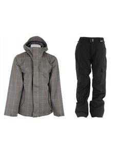 Burton Entourage Jacket w/ Grenade Army Corps Pants