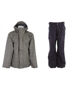 Burton Entourage Jacket w/ Ride Phinney Pants