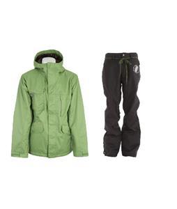 Burton Esquire Jacket w/ Grenade Reg Pants