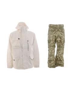 Burton Esquire Jacket w/ Burton Cargo Pants