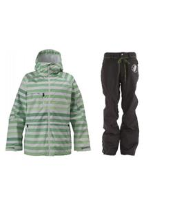 Burton Launch Jacket w/ Grenade Reg Pants