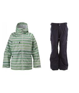 Burton Launch Jacket w/ Ride Phinney Pants