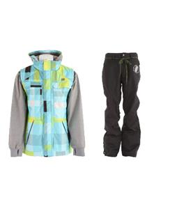 DC Silverton Jacket w/ Grenade Reg Pants