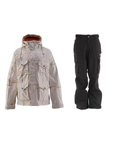Foursquare Fabian Jacket w/ Trespass Acknowledgement Pants
