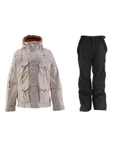 Foursquare Fabian Jacket w/ Trespass Bezzy Pants