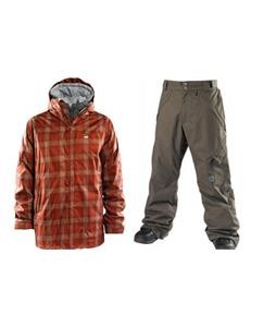 Foursquare Planner Jacket w/ Special Blend Strike Pants