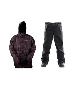 Foursquare Serle Jacket w/ Foursquare Draft Pants