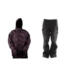 Foursquare Serle Jacket w/ Ride Belltown Pants