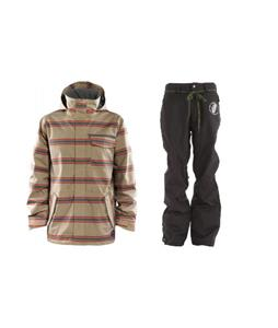 Foursquare Truss Jacket w/ Grenade Reg Pants