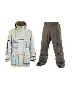 Foursquare Vise Jacket w/ Special Blend Strike Pants