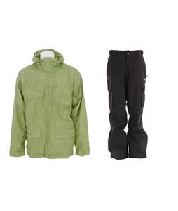 Foursquare Wright Jacket w/ Trespass Acknowledgement Pants