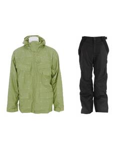 Foursquare Wright Jacket w/ Trespass Bezzy Pants