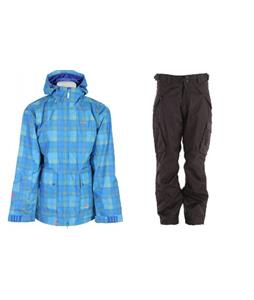 Foursquare Wright Jacket w/ Boulder Gear Deluxe Cargo Pants