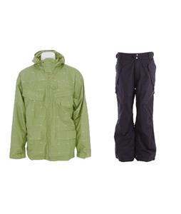 Foursquare Wright Jacket w/ Ride Phinney Pants