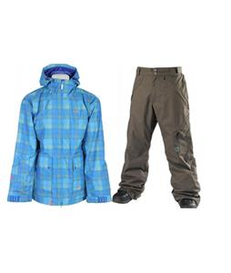 Foursquare Wright Jacket w/ Special Blend Strike Pants