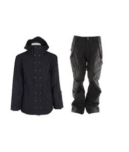 Grenade Manic Jacket w/ Ride Belltown Pants