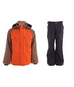 Ride Ballard Insulated Jacket w/ Ride Phinney Insulated Pants