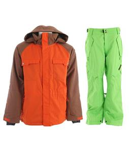 Ride Ballard Insulated Jacket w/ Ride Phinney Pants