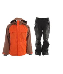 Ride Ballard Insulated Jacket w/ Ride Belltown Pants