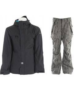 Ride Gatewood Jacket w/ Ride Belltown Pants