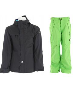 Ride Gatewood Jacket w/ Ride Phinney Pants