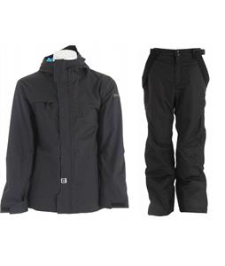 Ride Gatewood Jacket w/ Trespass Bezzy Pants