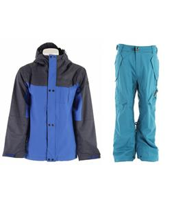 Ride Laurelhurst Insulated Jacket w/ Ride Phinney Insulated Pants