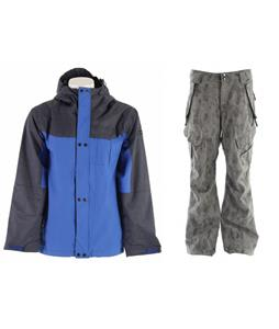 Ride Laurelhurst Insulated Jacket w/ Ride Belltown Pants