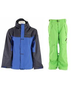 Ride Laurelhurst Insulated Jacket w/ Ride Phinney Pants