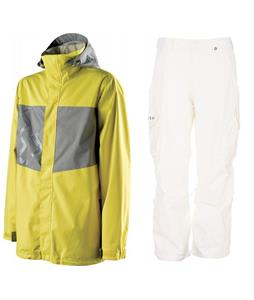 Special Blend Beacon Jacket w/ Burton Cargo Pants