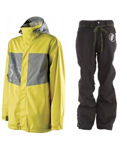 Special Blend Beacon Jacket w/ Grenade Reg Pants