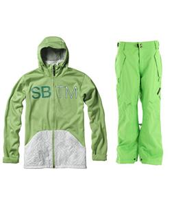 Special Blend Double Team Bonded Fleece w/ Ride Phinney Pants