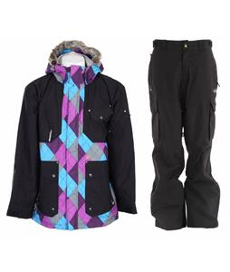 Special Blend Utility Jacket w/ Trespass Acknowledgement Pants