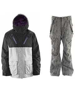 Thrity Two Cedar Jacket w/ Ride Belltown Pants