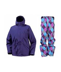 Burton Hood Jacket Sizzurp w/ Special Blend Annex Pants Gnargyle 