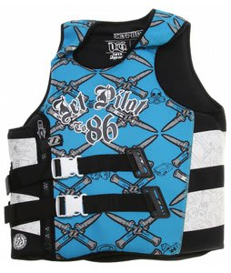 Jet Pilot O.G.S/E Neo Wakeboard Vest Blue