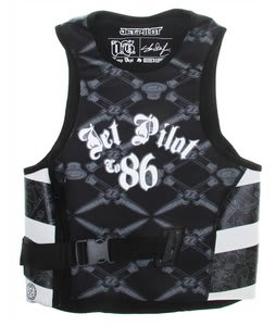 Jet Pilot OG Comp Wakeboard Vest Black