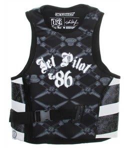 Jet Pilot OG Comp Wakeboard Vest Black