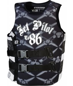 Jet Pilot OG S/E Wakeboard Vest Black
