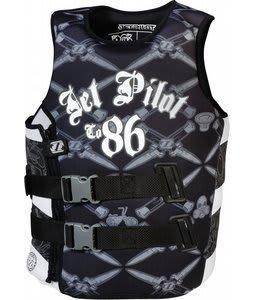 Jet Pilot OG S/E Wakeboard Vest Black