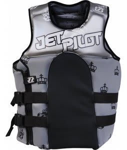 Jet Pilot Recoil S/E Wakeboard Vest Silver