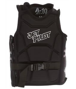 Jet Pilot A-10 Comp Wakeboard Vest Stealth