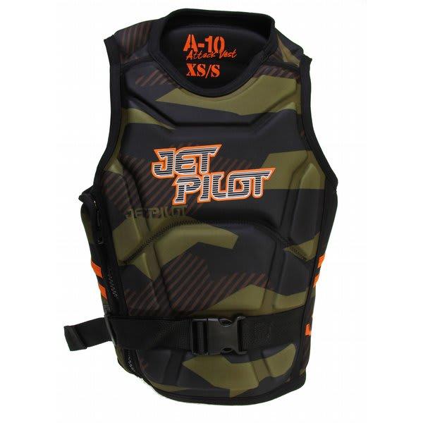 Jet Pilot A-10 Comp Wakeboard Vest