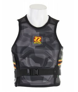 Jet Pilot A-10 Molded S/E Comp Wakeboard Vest Rasta