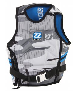 Jet Pilot A-10 Molded S/E Comp Wakeboard Vest Blue