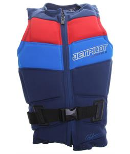 Jet Pilot Chris O'Shea Comp Wakeboard Vest Blue