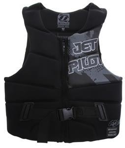 Jet Pilot Dillon Gun Comp Wakeboard Vest Black