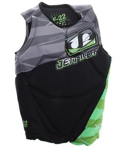 Jet Pilot F-22 Comp Wakeboard Vest Green